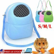 Small Breathable Pet Hamster Guinea Pig Carrier Bag F/ Hedgehog Squirrel Packet