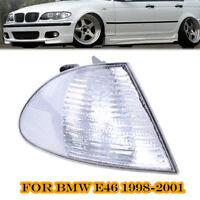 Corner Light Turn Signal Lamp Right Passenger Side Clear Fits BMW E46 1999-2001