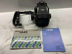Classic Mamiya M645 Camera Body - Fully Serviced and in Excellent Condition
