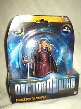 Doctor Who Action Figure  Series 5 Francesco The Vampire