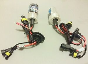 35W H1 XENON HID REPLACEMENT LIGHT BULBS 4300K 6000K 8000K 10000K 12K H1 bulbs