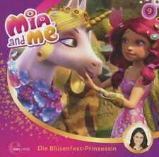 CD * MIA AND ME - CD 9 - DIE BLÜTENFEST-PRINZESSIN - # NEU OVP &