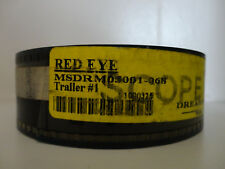 RED EYE (2005) 35mm Movie Film Trailer #1 collectible cells SCOPE 2min 20secs