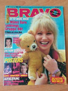 BRAVO 46/ 1980,Dolly Dollar,Georg Danzer ,Frank Zappa....