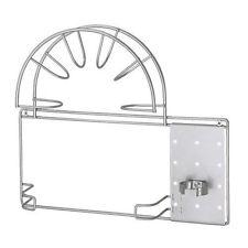 IKEA VARIERA Tubo per aspirapolvere Hoover SUPPORTO storage STAFFA, colore argento, NUOVO