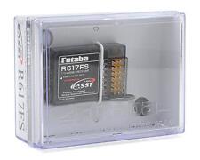 FUTABA R617FS 2.4GHZ FASST RC AIRPLANE 7 CH RECEIVER RX FUTL7627 18MZ 14SGH !!