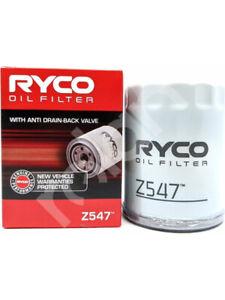 Ryco Oil Filter FOR HONDA CR-V RM (Z547)