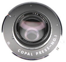 Tomioka 180mm f5.6 Tominon Copal Press 1 shutter  #106703
