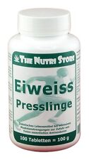 Eiweiss Presslinge 100 Stk. - PZN: 09483164 - 8 essentiellen Aminosäuren