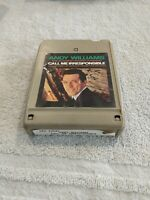 Andy Williams - Call Me Irresponsible - 8 Track Tape