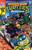 Teenage Mutant Ninja Turtles Adventures 13 Final Conflict Shredder TMNT NM