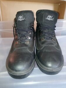Timberland 13061 Field Boots, Black, Men's Size 12
