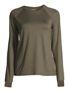 Athletic Works Women's Active Long Sleeve Performance T-Shirt