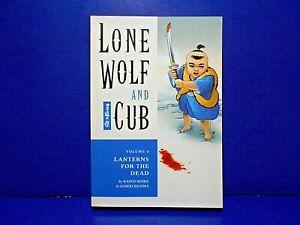LONE WOLF AND CUB Volume 6 of 28 August 2000 - December 2002 Dark Horse DIGEST