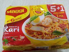 CURRY Kari 2 Minute Instant Mee Halal 5 Pack