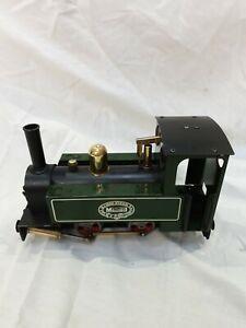 Mamod SL1 Green Steam Railway Locomotive In Very Good Condition