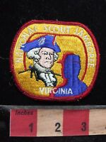 Vtg Virginia NATIONAL SCOUT JAMBOREE - BSA Boy Scout Patch 77E2