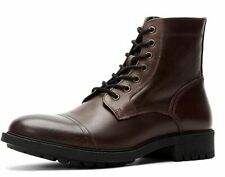 Frye & Co. Cody Lace Up Side Zip Casual Dress Shoes Fashion Ankle Boots