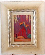 ARMENIA LANDSCAPE,1950s,Soviet Impressionist Painting,Armenian Art,HARUTYUNYAN