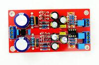 IRF9610+IRF610+NE5532 Pre Amplifier Board 2×3300UF Unbalance to Balance Amp