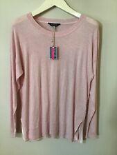 Women's NWT Joules Knitwear Pink Jumper Sweater Size UK 12 / US 8