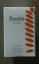 Roots Source Red Tea Eau de parfum spray 50 ml 1.7 fl oz New