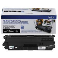 New Genuine Factory Sealed Brother TN-336 Black Toner Cartridge