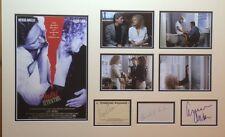 FATAL ATTRACTION (Michael Douglas 1987 Film) SIGNED AUTOGRAPHS