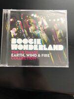 Wind Earth & Fire : Boogie Wonderland CD New Sealed Crack On Case