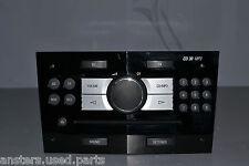 #025 VAUXHALL OPEL ZAFIRA B RADIO STEREO AM FM CD 30 PLAYER GLOSS BLACK 13357123