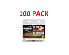"100 Microfiber Mini Rollers 4"" x 1/4"" Bulk Pack!"