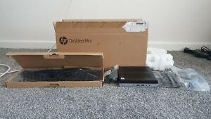 HP Elitedesk 800 G5. i7 9th gen vpro. 8GB RAM. 256GB SSD. In box. Under warranty