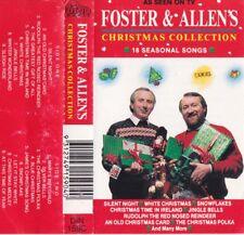 FOSTER & ALLEN Christmas Collection - Cassette - Tape   SirH70