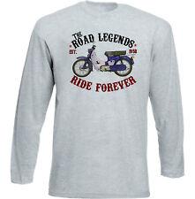 Vintage Japonais Moto Honda super Cub-Nouveau T-shirt en coton