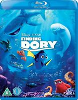 Finding Dory [Blu-ray] [2017] [DVD][Region 2]
