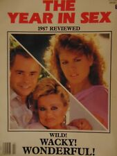 Playboy presents The Year in Sex 1987 Reviewed Premier ed. | Jessica Hanh #8317