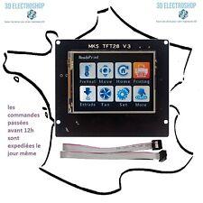 """écran couleur tactile TFT 2,8"""" MKS V3 imprimante 3d print"""