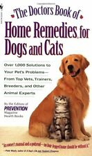 The Doctors Book of Home Remedies for Dogs and Cat