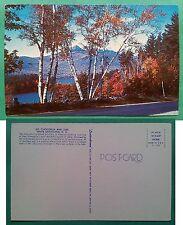 Albany - Mount Chocorua and Lake White Mountains N.H.