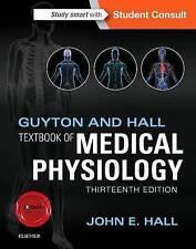 Guyton and Hall Textbook of Medical Physiology by John Hall (Hardback, 2015)