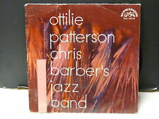 OTTILIE PATTERSON / CHRIS BARBER'S JAZZ BAND Strange things SUK 35529