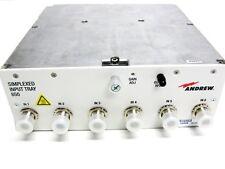ANDREW RF200971-1B SIMPLEXED INPUT TRAY 850 MHz - NEW