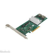 Fujitsu D2607 8-Canale SAS 6Gb/s PCI-E 0/1 Scheda Controller RAID S26361-F3554-E8