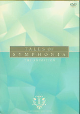 Tales of Symphonia the Animation DVD Exsphere Edition I Frontier Works