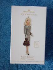 2012 Barbie Silkstone Tweed Indeed Hallmark Ornament