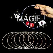 8 Anneaux chinois 20 cm - Tour de scène - Magie