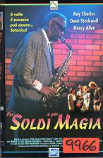 Per soldi e per magia (1992) VHS  Fox RAY CHARLES