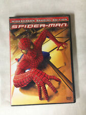 Spider-Man [DVD] 2002 widescreen special edition