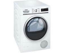 Siemens Kondenstrockner mit Trocknungskapazität 8kg Shampoos