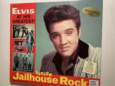 Elvis Inside Of Jailhouse Rock Photo Book Signed By Author / Memphis / Graceland